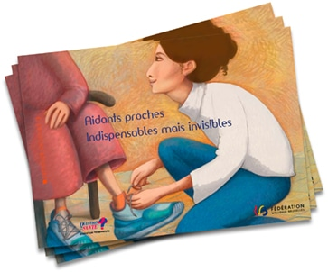 Aidants Proches indispensables mais invisibles