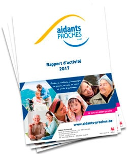 Rapport d'activités Aidants Proches 2017