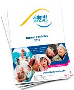 Rapport d'activités Aidants Proches 2018