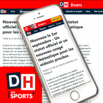 DH LES SPORTS Article aout 2020