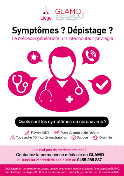 Depistage-covid