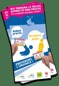 Brochure carte d'urgence AP